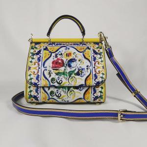 Ladies Handbags Rose Lady Shoulder Bag Tote Bag Leather Female Crossbody Brand Designer Yellow