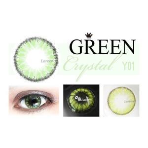 LAREEN 2pcs Colored Contact Lenses Crystal Series Eye Natural Contact Lenses Color Contact Lens for Eye lentes de contacto