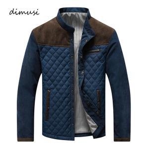DIMUSI Autumn Mens Jacket Casual Mens Slim Fit Windbreaker Jackets Male Fashion Streetwear Anorak Baseball Jackets Clothing 5XL