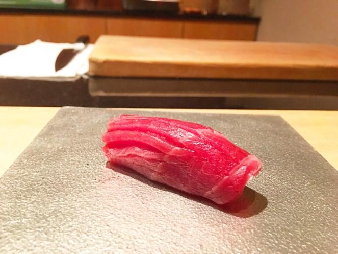 Chutoro ( medium fat tuna)