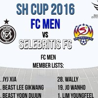 [OTHER INSTAGRAM] 161022 FC MEN Official Instagram Updates: Upcoming game in Indonesia