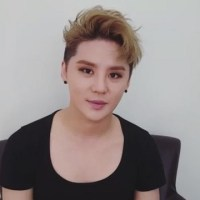 [OTHER INSTAGRAM] 160723 C-JeS Instagram Update: Junsu's message before Bangkok concert