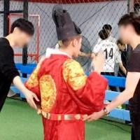 [OTHER SNS] 160728 C-JeS Ent. KakaoTalk Update - Photos of King Junsu