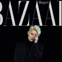 [OTHER INSTAGRAM] 161021 Harper's BAZAAR Korea Instagram Update: Previews of Junsu in November 2016 issue