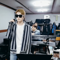 "[VIDEO] 170118 V-Live: Kim Jaejoong's Rehearsal Performance ""All That Glitters"""