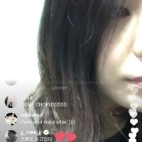 [TRANS] 170322 Kim Jaejoong's commented on Ailee's Insta Live