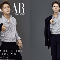 [TRANS] 170322 Kim Jaejoong's Interview for Harper's BAZAAR Japan: Asia Tour, I'll Protect You, NO.X