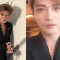 [VIDEO/SNS] 170422 Kim Jaejoong's Nonstop wink at the Behind The Scenes for L'Officiel Hommes Pictorial