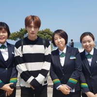 [OTHER SNS] 170423∼26 Fans & Muggles share photos of Kim Jaejoong filming in different locations