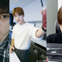 [PICS/SNS] 170523 CJeS Naver: Behind The Scenes of Kim Jaejoong's V-Lives