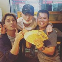 [OTHER INSTAGRAM] 170430 Lee Jinsung shares photos with Kim Jaejoong
