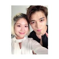 [OTHER INSTAGRAM] 170526 Choi Kelly shares a photo with Kim Jaejoong