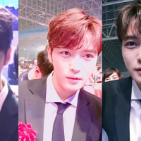 [OTHER SNS/PICS] 170624 Kim Jaejoong at the Grand Opening of 48Holdings Inc.