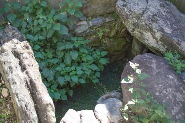 九度山真田の抜け穴