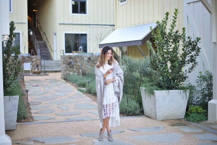 cuppajyo-sanfrancisco-fashion-lifestyle-blogger-farmhouse-inn-sonoma-russian-river-valley-romantic-getaway-steviemay-byronbay-lace-mididress-6