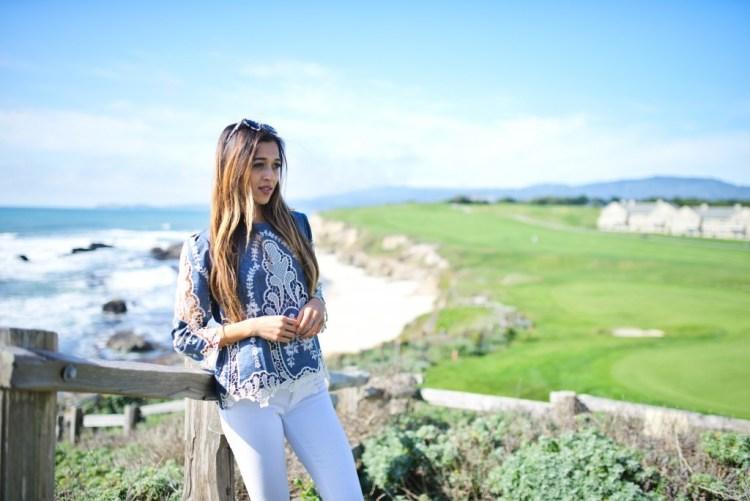 cuppajyo-sanfrancisco_fashion-lifestyle-blogger-travel-ritzcarlton-halfmoonbay-chicwish-crochet-chambraytop-1