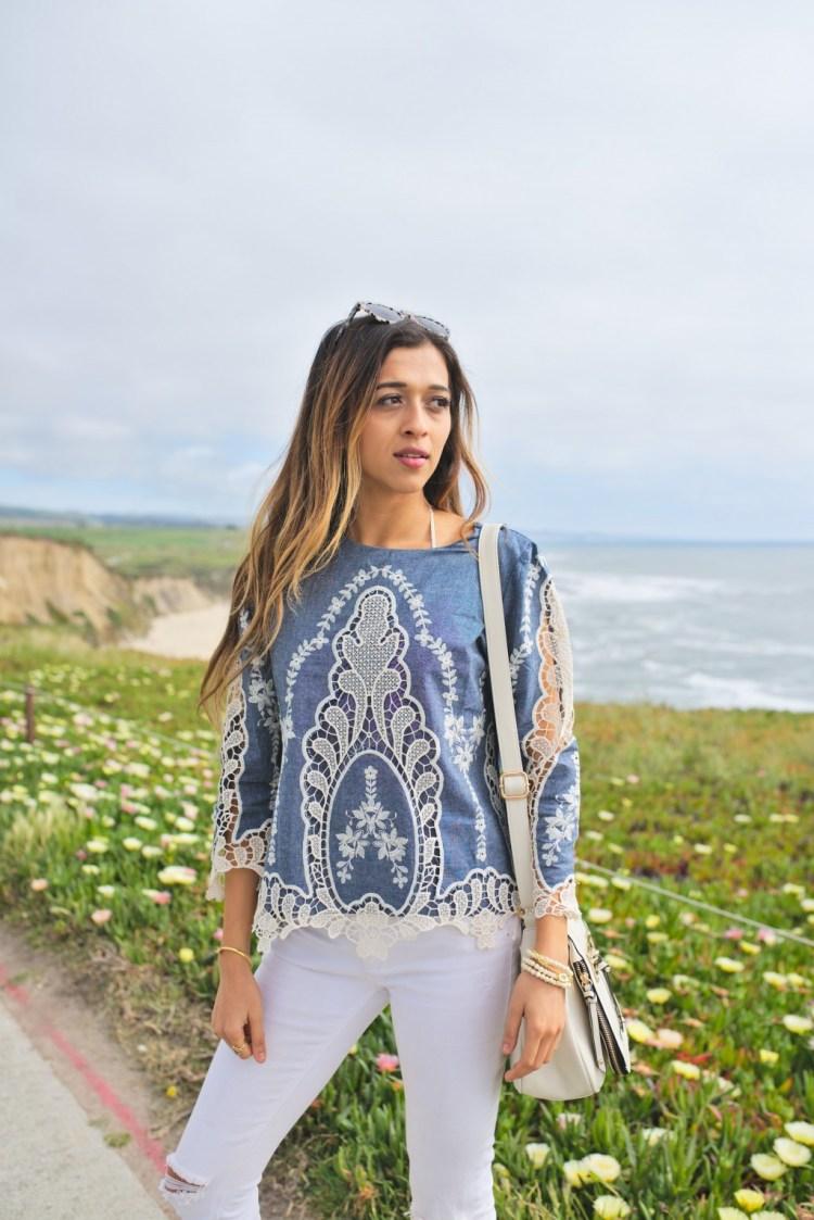 cuppajyo-sanfrancisco_fashion-lifestyle-blogger-travel-ritzcarlton-halfmoonbay-chicwish-crochet-chambraytop-11
