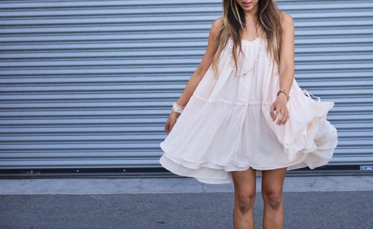 cuppajyo-sanfrancisco-fashion-lifestyle-blogger-cremedelacreme-swingdress-bohochic-streetstyle-sumerfashion-wedges-blushdress-2