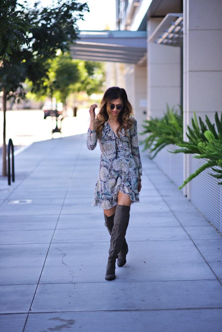 cuppajyo_sanfrancisco_bayarea_fashion_lifestyle_travelblogger_callitspring_wyldr_revolve_ruffled-_wrap_minidress_overthekneeboots_fallfashion_streetstyle_2