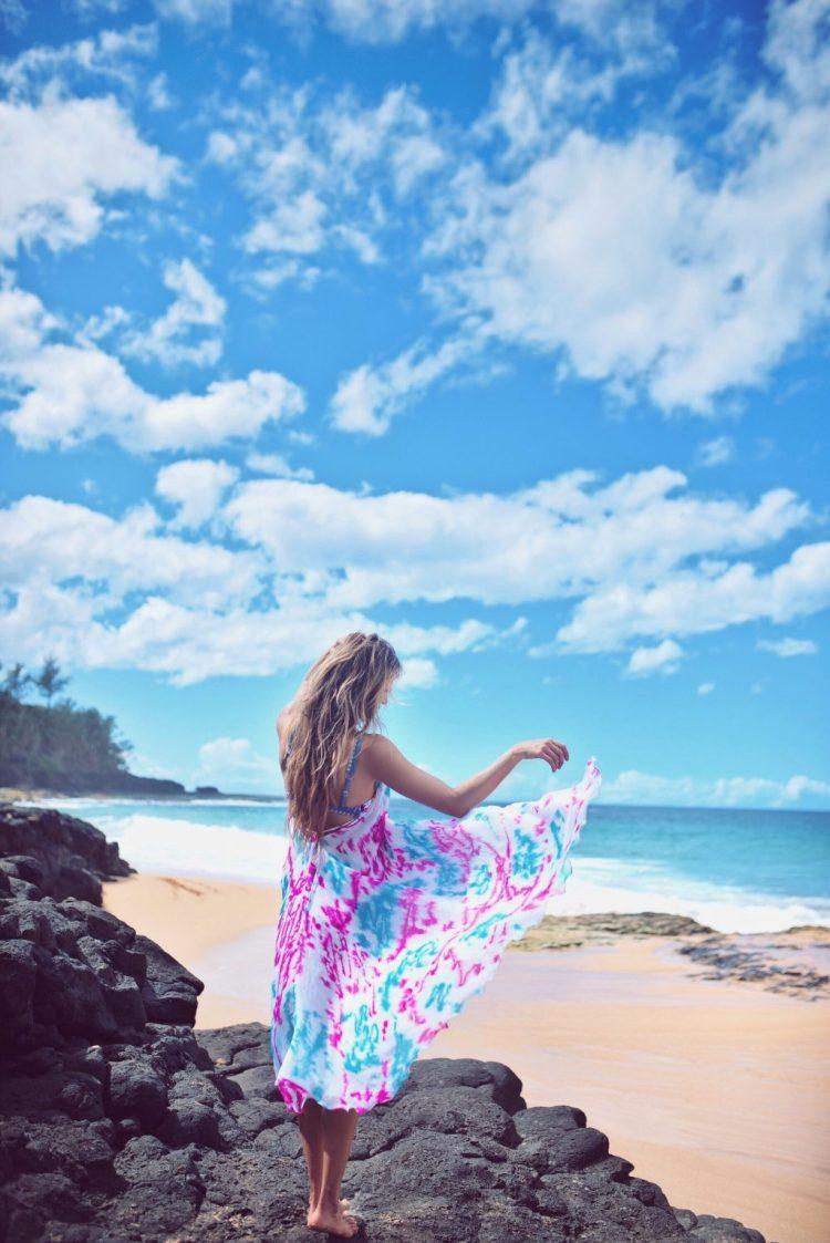 Secret Beach Kauai Jyo Shankar