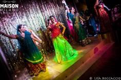 Bollywood dance by Rajput Maharani, Show Milano 03-2014