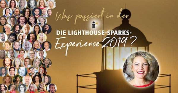 Was passiert in der LIGHTHOUSE-Sparks-Experience 2019?