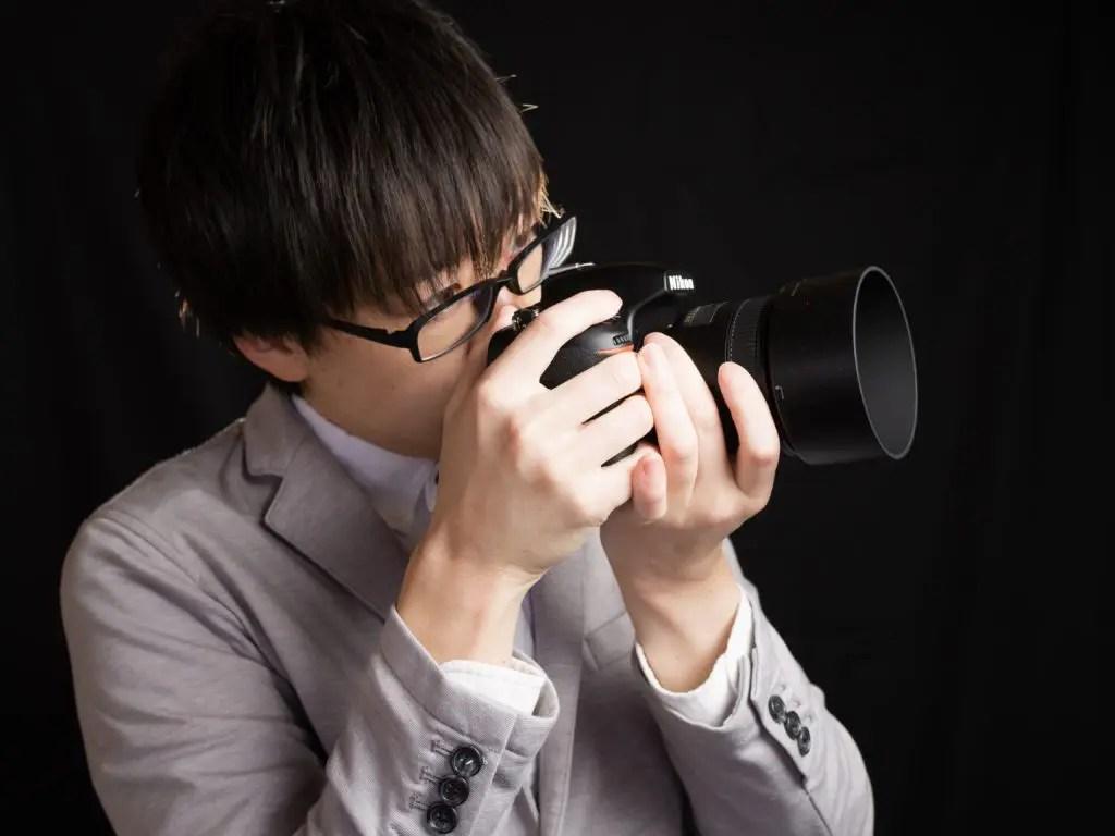 カメラマンの働き方①:会社員カメラマン