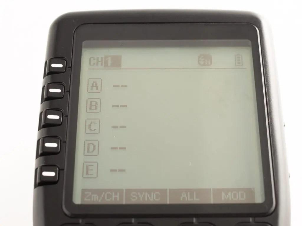 Xproのチャンネル(周波数)設定をする!
