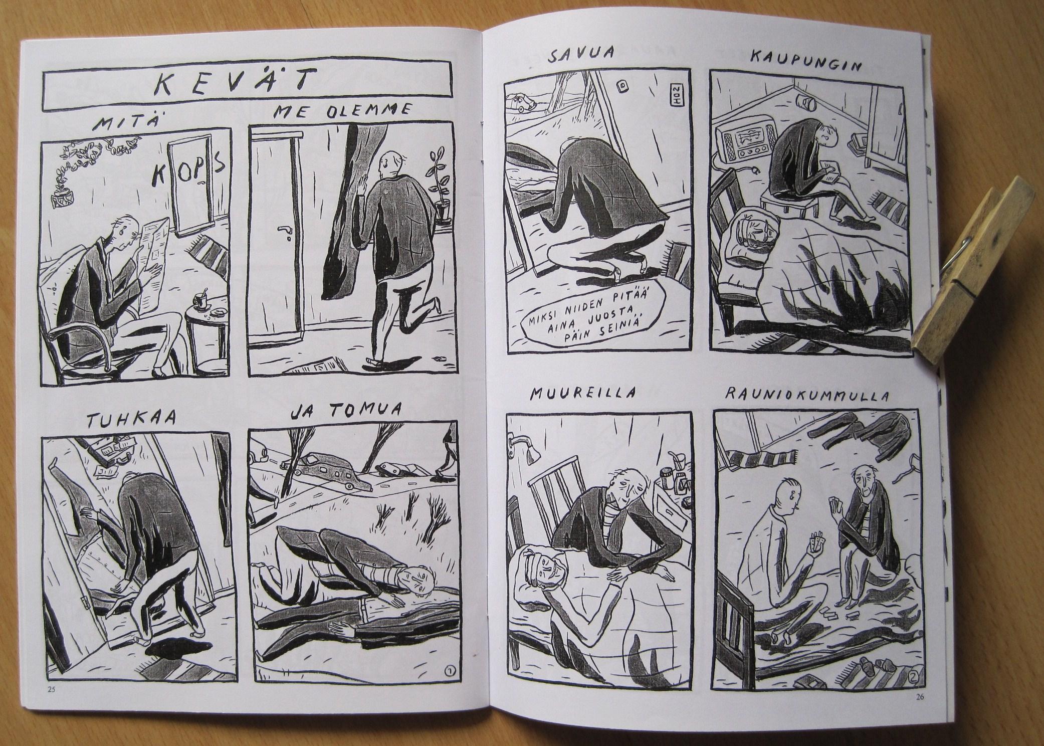 Autuaat, sivut 25 ja 26