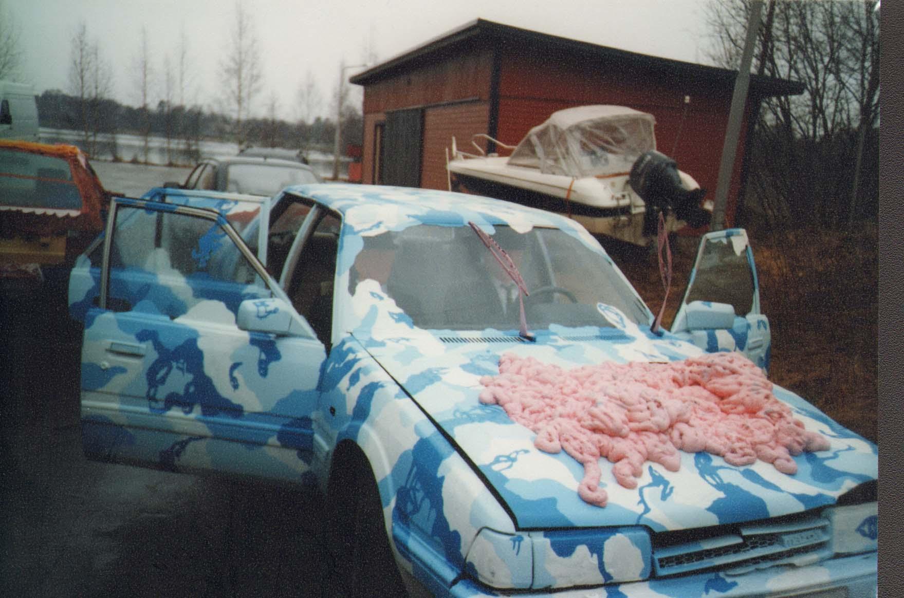 XIII Mäntän kuvataideviikot, 2008