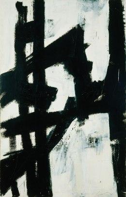 Franz Kline, New York, 1953