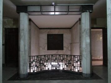 """""""L'Urbaine"""", balcon donnant sur l'esclaier du hall d'entrée (premier palier)"""