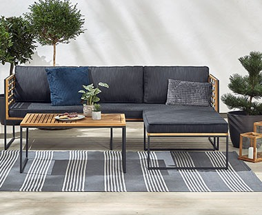 garden furniture lounge sets garden