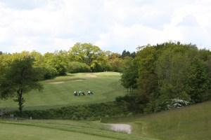 Skjoldenæsholm, golf, Jystrup