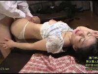 上司の美人な巨尻の奥様が発情した部下におまんこを突かれて悶える熟女セックス動画