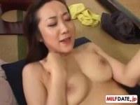義息との仲を深める為に濃厚セックスするド淫乱な田舎のおばさんの日活 無料yu-tyubu