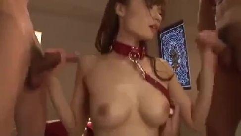 同期の上司の巨乳妻が脅され部下に性奴隷にされていく熟女セックス動画
