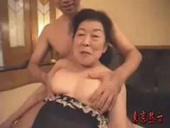 還暦のお婆ちゃんがガチセックスで悶えるjyukujyo動画画像無料