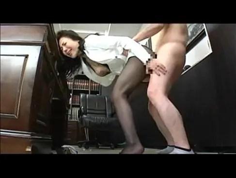 三十路熟女秘書が社長と激しいセックスをしてる日活ロマン系じュクじょ kiss