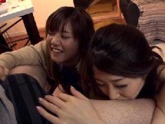 媚薬付けにされた母と娘が肉便器に調教されていく熟女セックス動画