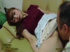 四十路美熟女が義父に大量中出しされるjyukujo動画