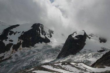 The Bugaboo Glacier.