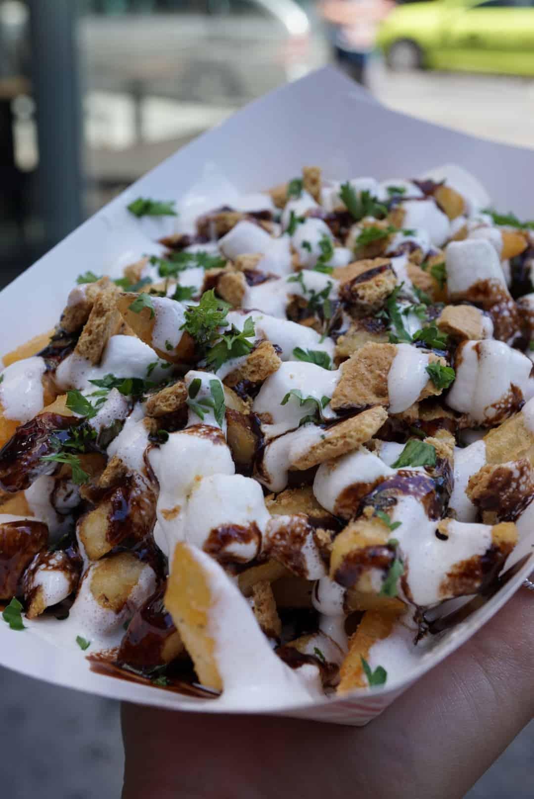 Travel Tuesday: NYC Food Tour Part 1 - JZ Eats