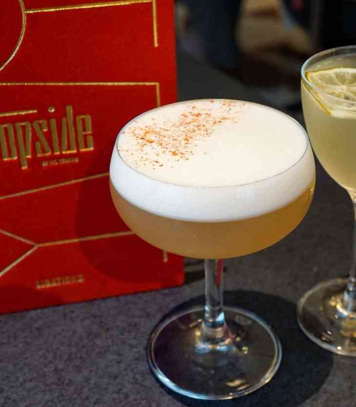 Baltimore Staycation at Hotel Revival - Topside Cocktails