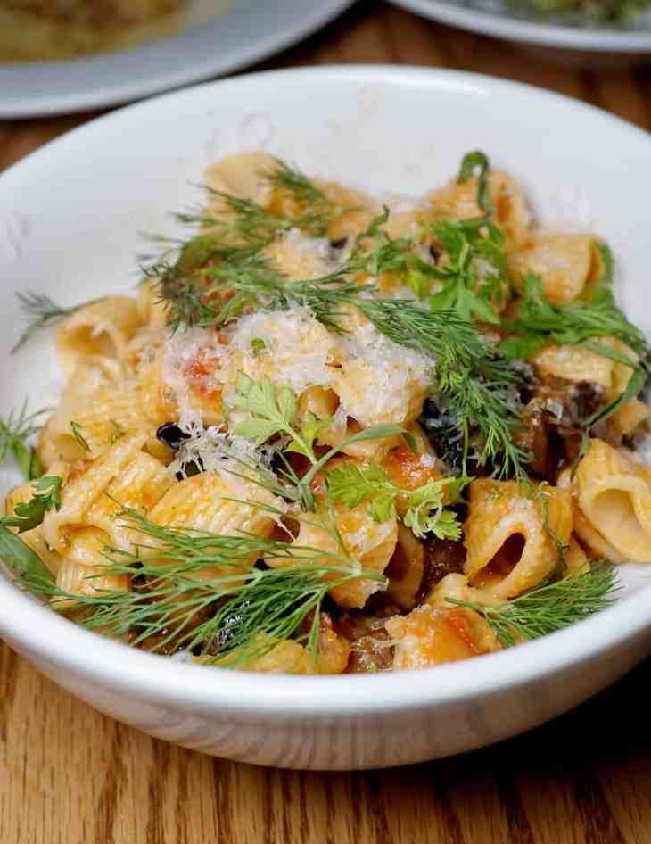Baltimore Restaurants Orto Italian Inspired Food 5