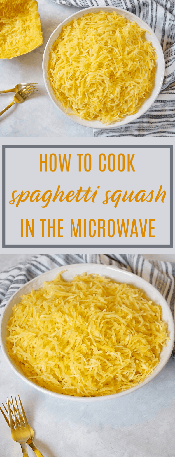 How To Cook Spaghetti Squash pin 2