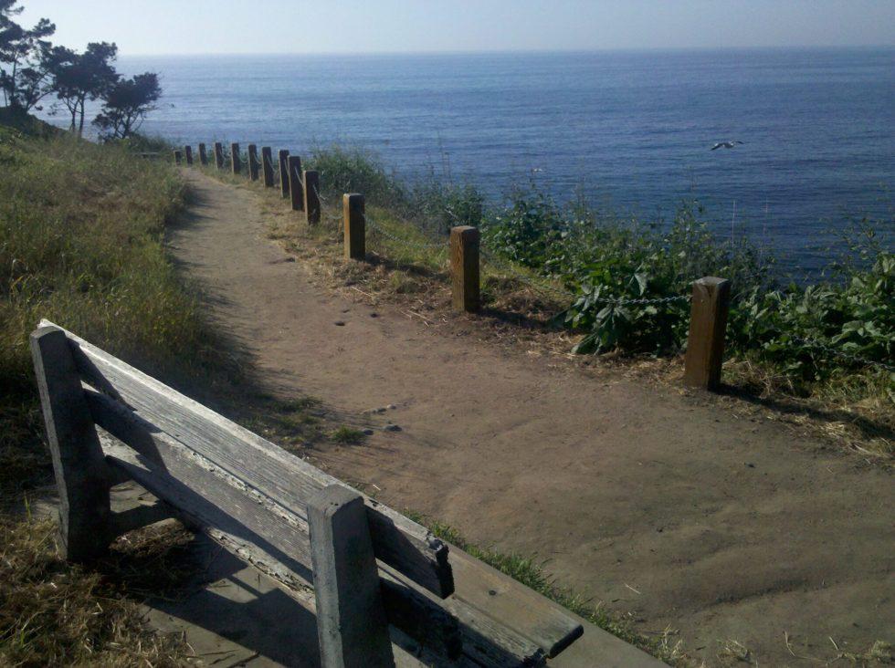 La Jolla Village Coast Trail