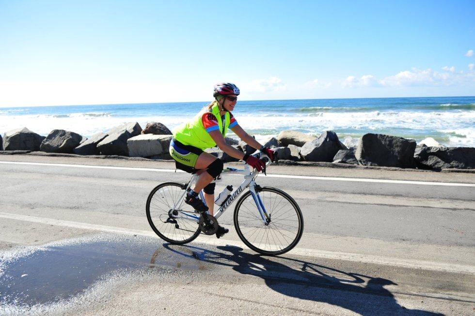 Bike the endless Coast Hwy 101