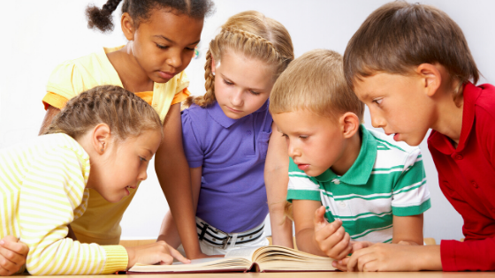 Social Studies: Reading to Foster Perspective-Taking