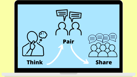 Sharing the Task of Learning: Using Think-Pair-Shares in a Digital World